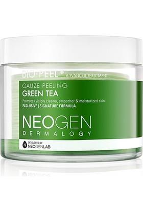 Neogen Bio-Peel Gauze Peeling Green Tea - Kimyasal Mekanik Peeling İkisi Bir Arada Çözüm