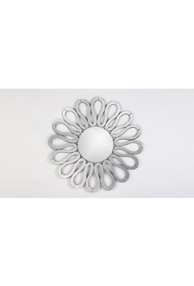 Bellona Ayna Spiral Güneş Şekilli Duvar Aynası