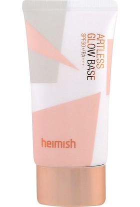 Heimish Artless Glow Base Spf50 Pa+++ - Kusursuz Doğal Güneş Korumalı Makyaj Bazı