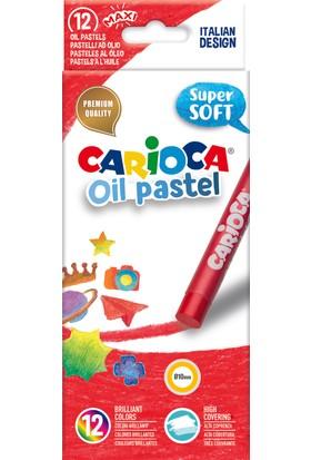 Carioca Yağlı Pastel Boya Kalemi 12'Li