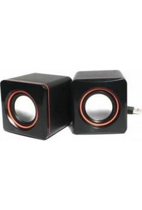 CresCent USB Hoparlör 1+1 Speaker