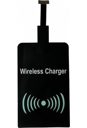 CresCent Android Micro USB Wireless Kablosuz Şarj Alıcı Film