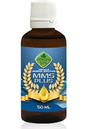 Gökçek MMS Plus Mineral Solüsyon 50 ml