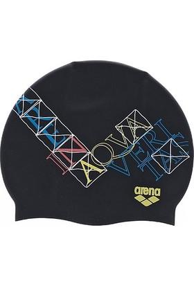 Arena 9416838 Print Yüzücü Bone
