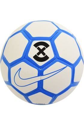 Nike SC3093 101 Strike X Dikişli 5 No Futbol Topu