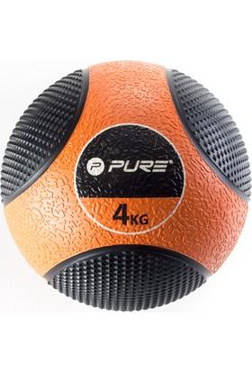 Pure P2I110020 Medicine Ball Sağlık Topu 4 Kg
