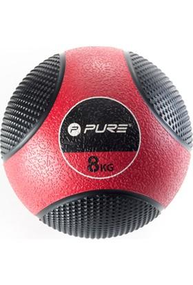 Pure P2I110050 Medicine Ball Sağlık Topu 8 Kg