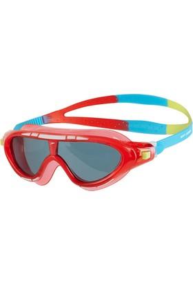 Speedo 8 01213C102 Rift Jr Çocuk Yüzücü Gözlüğü Kırmızı