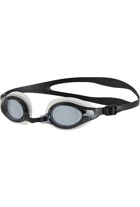 Speedo 8 11317B972 Mariner Aynalı Çocuk Yüzücü Gözlüğü Siyah