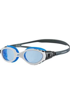 Speedo 8 11532B979 Futura Biofuse Flexiseal Yüzücü Gözlüğü Mavi