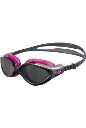Speedo 8 11533B979 Futura Biofuse Flexiseal Kadın Yüzücü Gözlüğü Siyah