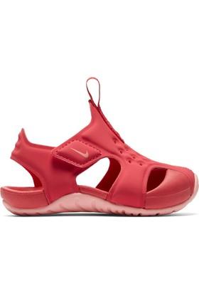 Nike 943829 600 Sunray Protect 2 Bebek Sandalet