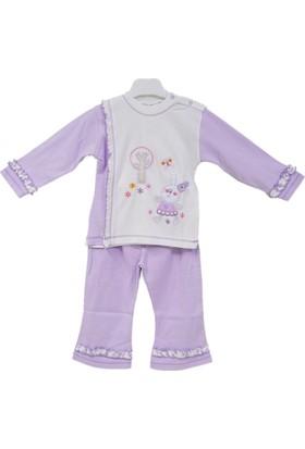 Misket 2385 Bebek Pijama Takımı