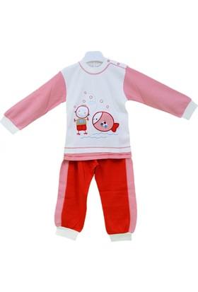 Misket 2375 Bebek Pijama Takımı