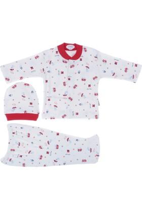 Sebi 12228 Bebek Pijama Takımı