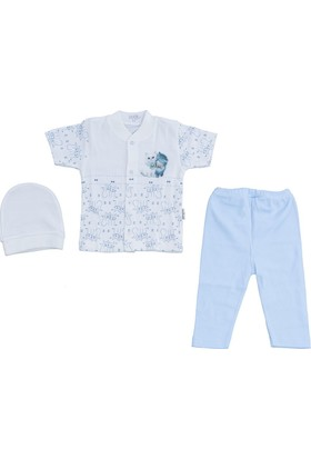 Sebi 12003 Bebek Pijama Takımı