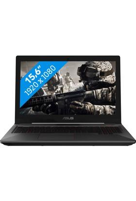 "Asus ROG FX503VD-E4045 Intel Core i7 7700HQ 8GB 1TB + 256GB SSD GTX1050 Freedos 15.6"" FHD Taşınabilir Bilgisayar"