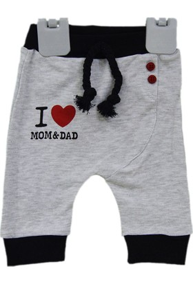 Babycool 43681 I Love Mom & Dad Bebek Tek Alt