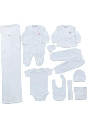 Bip Baby 727282 10'lu Bebek Hastane Çıkış Seti