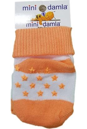 Mini Damla 43615 Kaymaz Bebek Çorabı