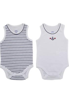 İdil Baby 9973 2li Bebek Body