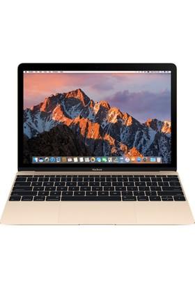 "Apple MacBook Intel Core m3 7Y32 8GB 256GB SSD macOS X 12"" QHD Taşınabilir Bilgisayar MNYK2TU/A - Gold"