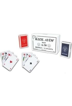Kızılay İskambil Oyun Kağıtları 2 Deste Birden