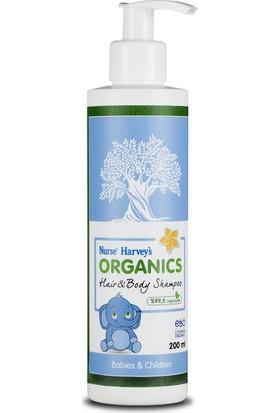 Nurse Harvey's Organik Bebek Şampuanı 200 ml