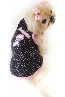 Kemique Happy Hearts Atlet By Köpek Kıyafeti Köpek Elbisesi