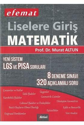 Liselere Giriş Matematik