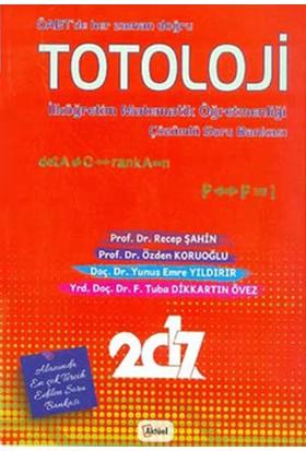 Totoloji İlköğretim Matematik Öğretmenliği Çözümlü Soru Bankası