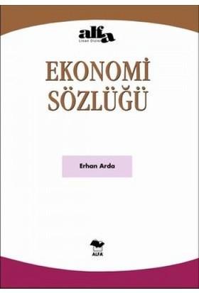 Ekonomi Sözlüğü (Ciltli) - Erhan Arda