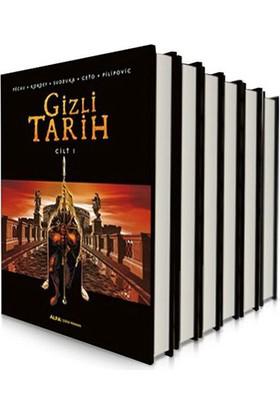 Gizli Tarih Çizgi Roman Seti (6 Kitap Takım) - Pecau , Kordey , Blanchard