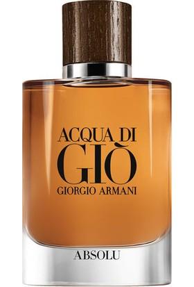 Giorgio Armani Acqua Di Gio Homme Absolu Edp 75 Ml Erkek Parfüm