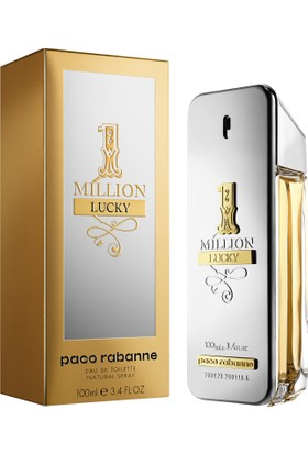 Paco Rabanne One Million Lucky Edt 100 Ml Erkek Parfüm