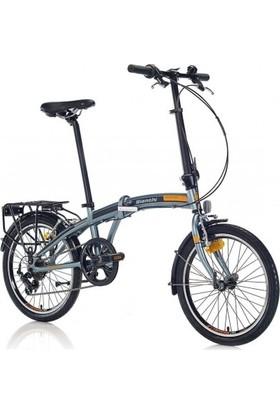 Bianchi Folding 6 Unisex Bisiklet 20 Jant 6 V VB