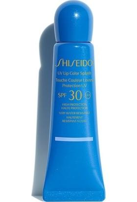 Shiseido Global Suncare Uv Lip Color Splash Tahiti Blue Spf 30 Güneş Dudak Bakımı 10 ml
