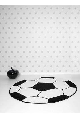 Futbol Topu Çocuk Odası Halısı