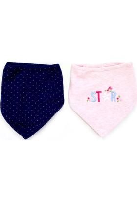 İdil Baby 10261 2'Li Fular Mama Önlüğü