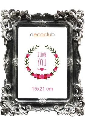 Decoclub Dekoratif Eskitme Resim Çerçevesi DCL002
