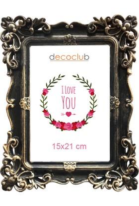 Decoclub Dekoratif Eskitme Resim Çerçevesi DCL003