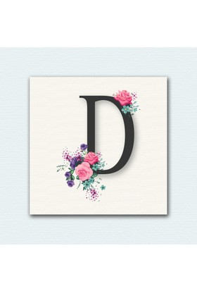Decoclub Retro Fashion 30x30 Cm MDF Tablo DEC332