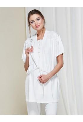 Pjs Lohusa 3'Lü Pijama Takım