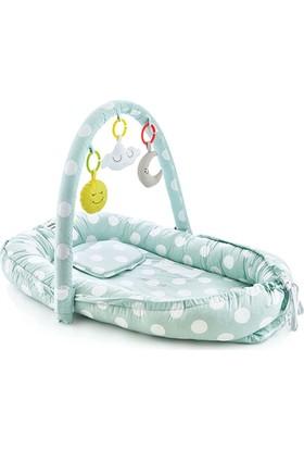 Baby Jem 489 Oyuncaklı Anne Baba Yanı Yatağı