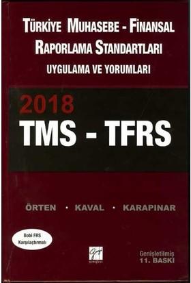 2018 Tms-Tfrs Türkiye Muhasebe-Finansal Raporlama Standartları Uygulama Ve Yorumları - Remzi Örten
