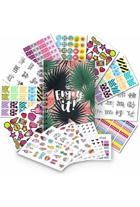 Juno Fırsat Paketi - Planlayıcı - Sticker Set / Enjoy It