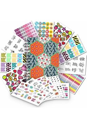 Juno Fırsat Paketi - Planlayıcı - Sticker Set / Spring