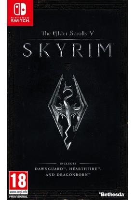 Nintendo Switch The Elder Scrolls V: Skyrim