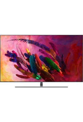 "Samsung 55Q7FNATXTK 55"" 139 Ekran 4K Ultra HD Flat Smart QLED TV"