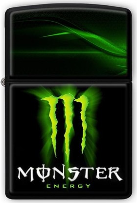 Çınar Extreme Monster Energy Power Çakmak